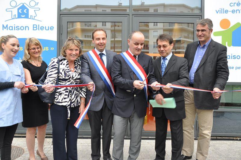 Inauguration crèche2