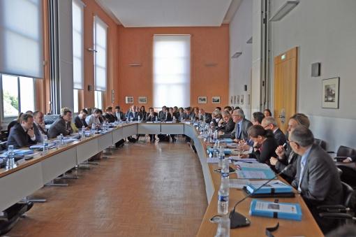 Comité de pilotage contrat de développement territorial2