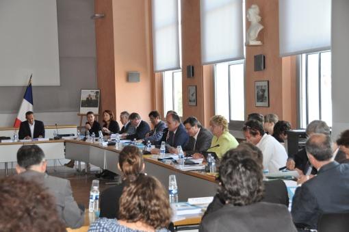 Comité de pilotage contrat de développement territorial9