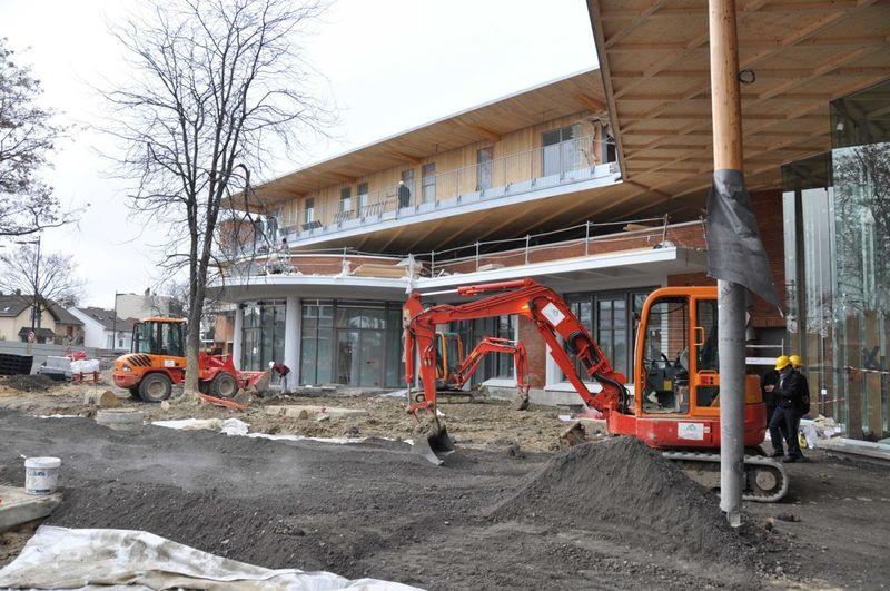 Nouveau lycée chantier1