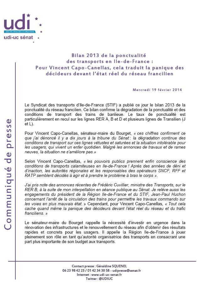 CPVCCPonctualitéSTIF