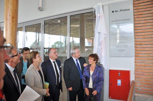 Inauguration lycée5